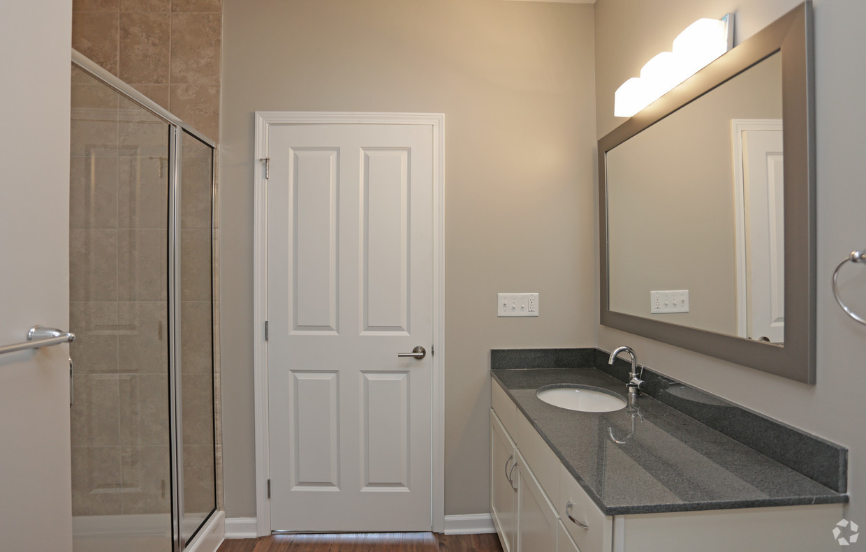 New Bathrooms in Ithaca, NY Apartment