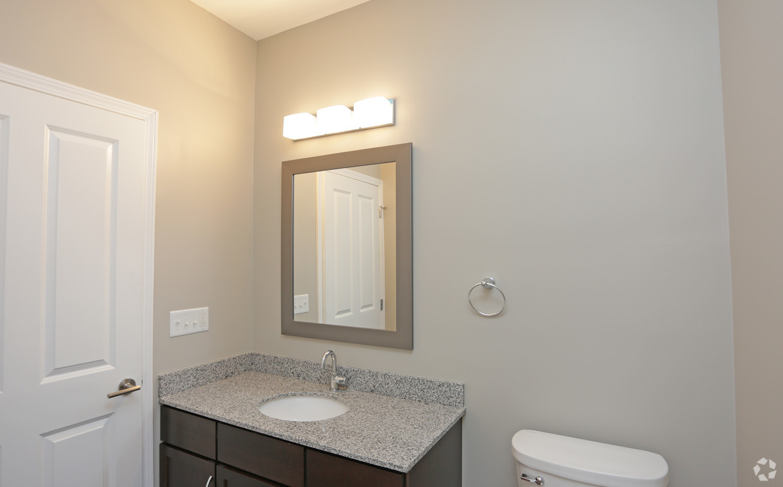 New Apartment Bathrooms
