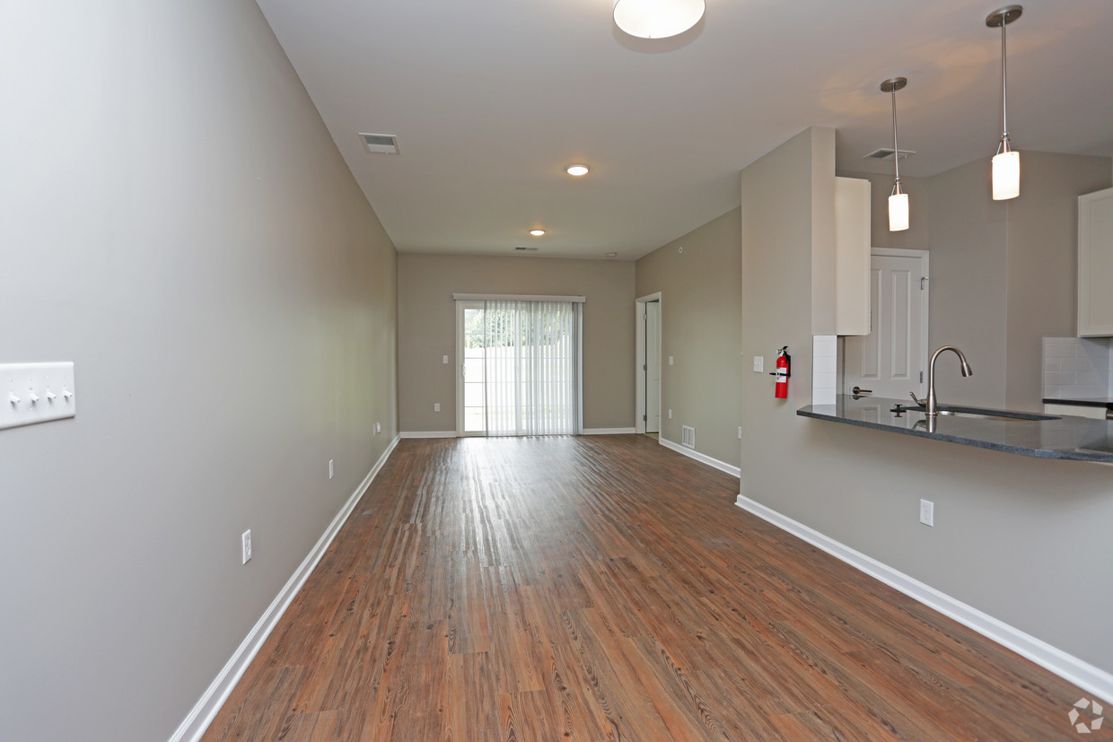 Spacious New Apartment in Ithaca, NY