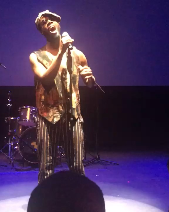 First of all thank you @slaytv for having me at this amazing festival celebrating the talents of so many. Until next year! I had a ball on stage, what an audience!  @brooklynacademyofmusic had the lights, sound and setting on point.  A moment for sure. #indieartist #brooklynmusic #livemusic #corece  Footage by @yesitsjene and @keithboykin1