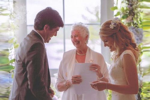 Fun weddings for Spiritual Couples