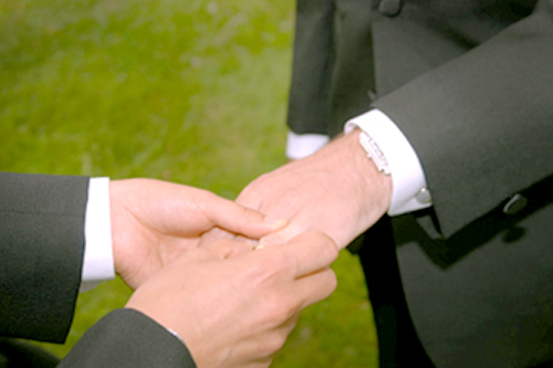 Same Sex Gay Marriage in Galway