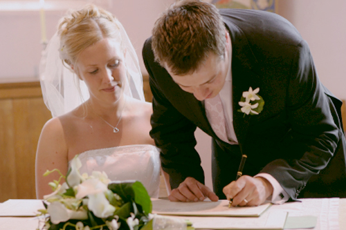 Design your own wedding ceremony