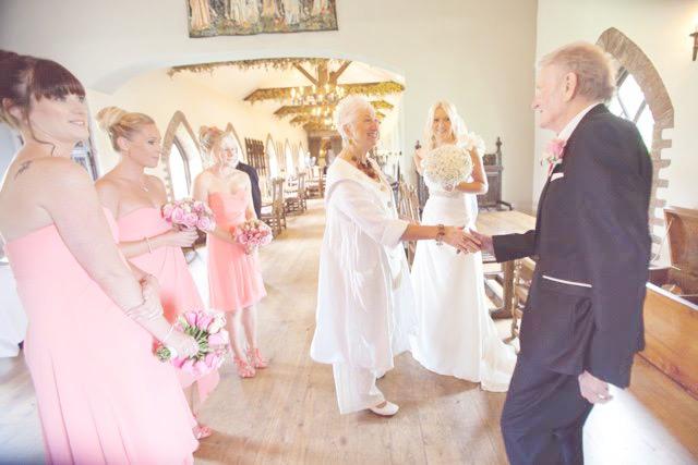 Non-Religious Wedding ceremony