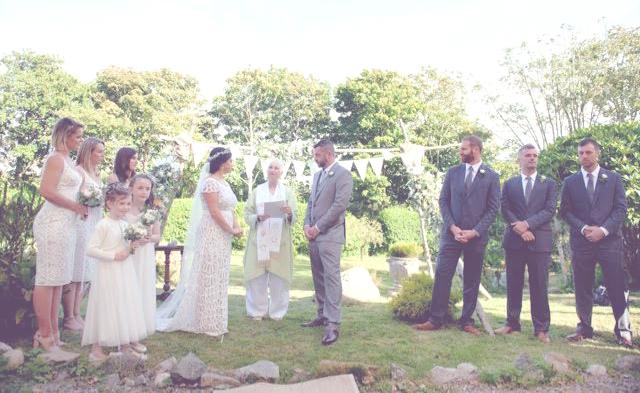 Wedding Galway Venue - Brigit Garden
