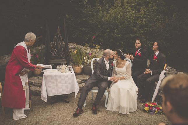 Alternative Weddings Galway Brigits Garden Interfaith Ministers Ireland
