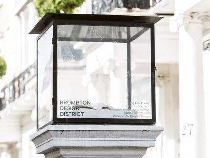 White Post Gallery   25 Thurloe Street Kensington, London SW7 2LQ