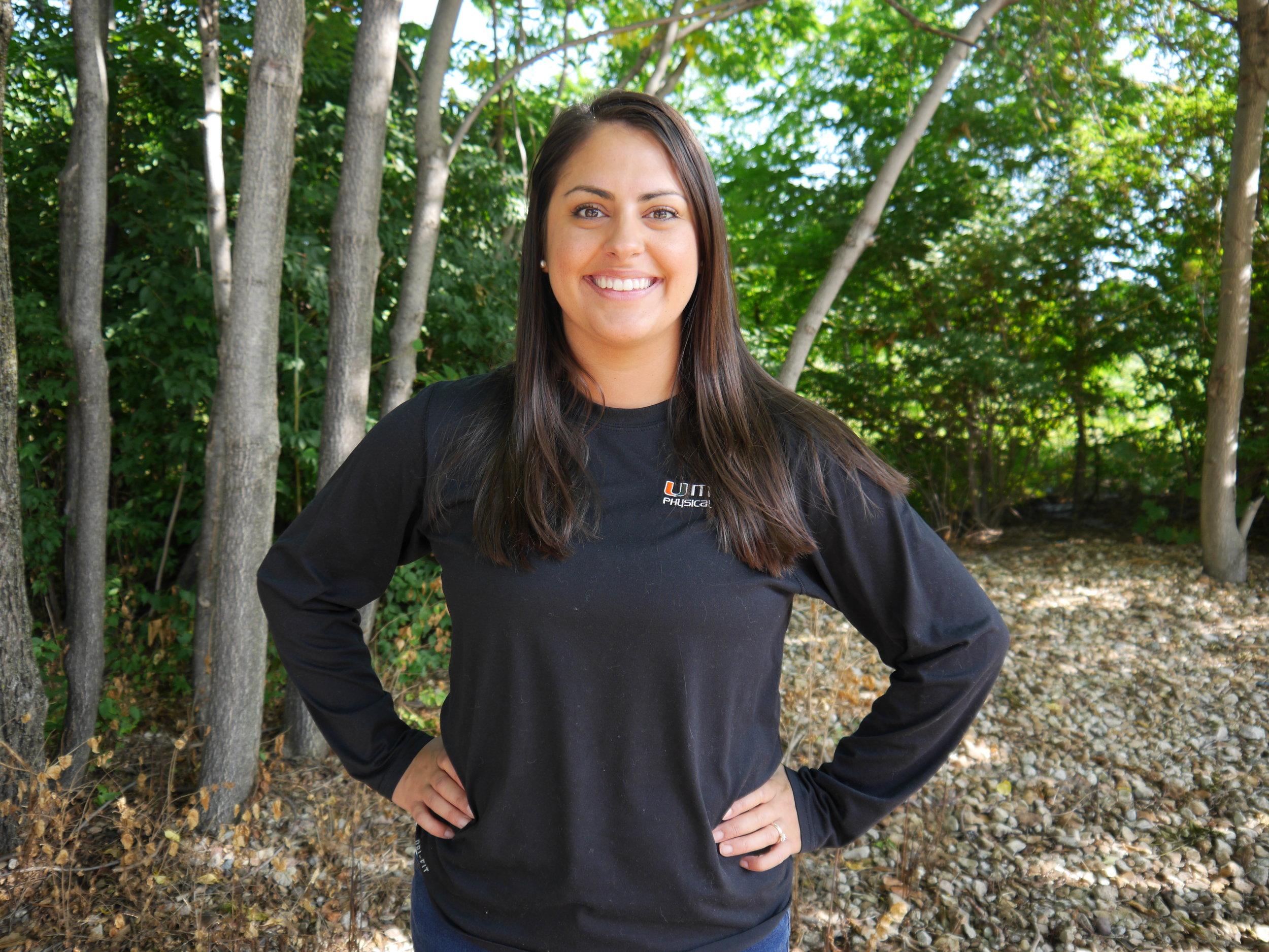 Elizabeth Stoutenborough   PT, DPT, ATC/L  Physical Therapist