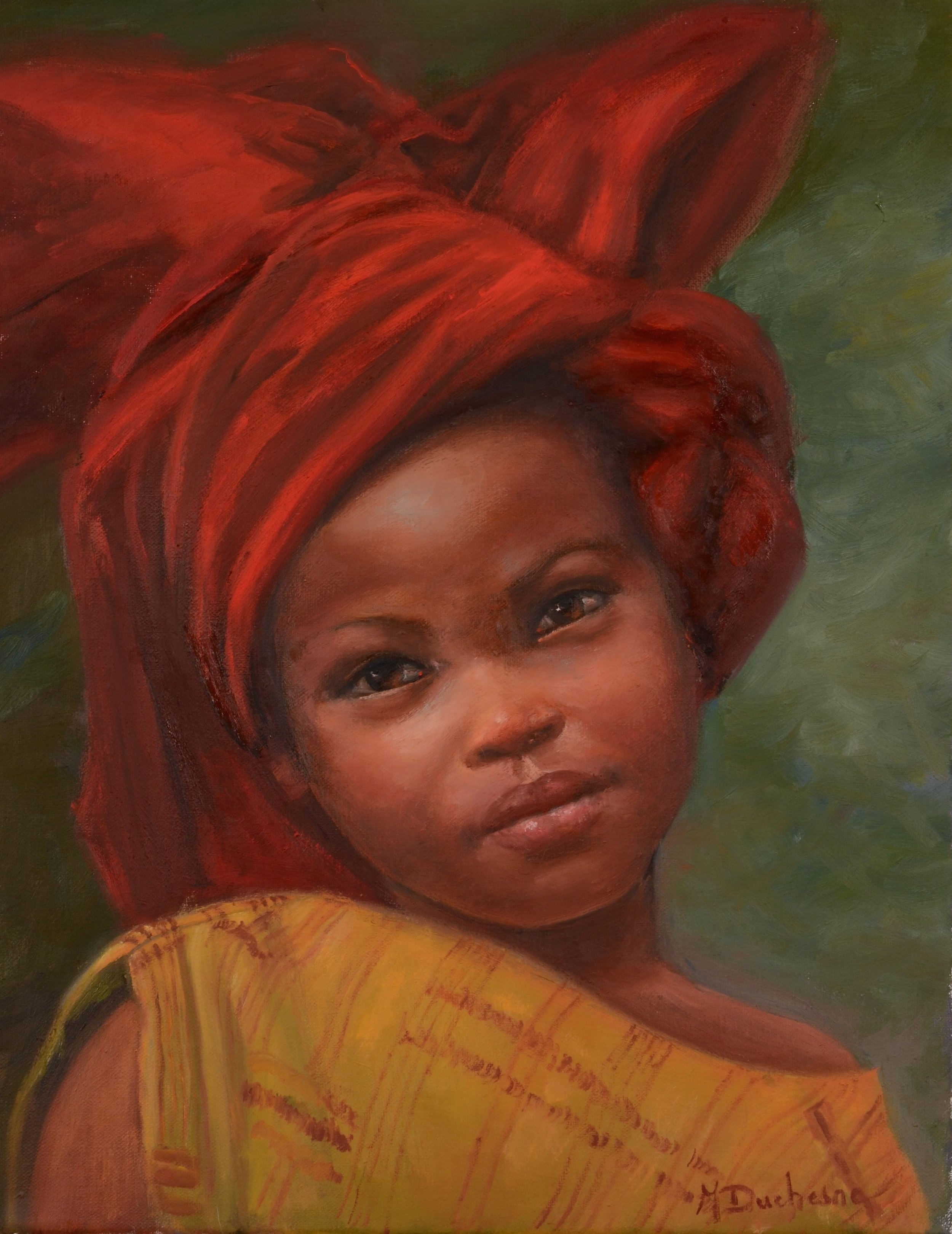 Le Turban Rouge