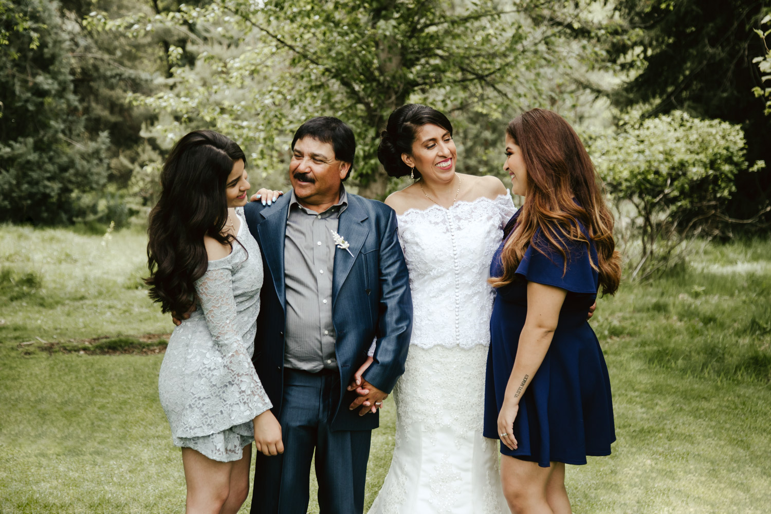 Boise Wedding and Engagement Photographer at Kathryn Albertson's Park