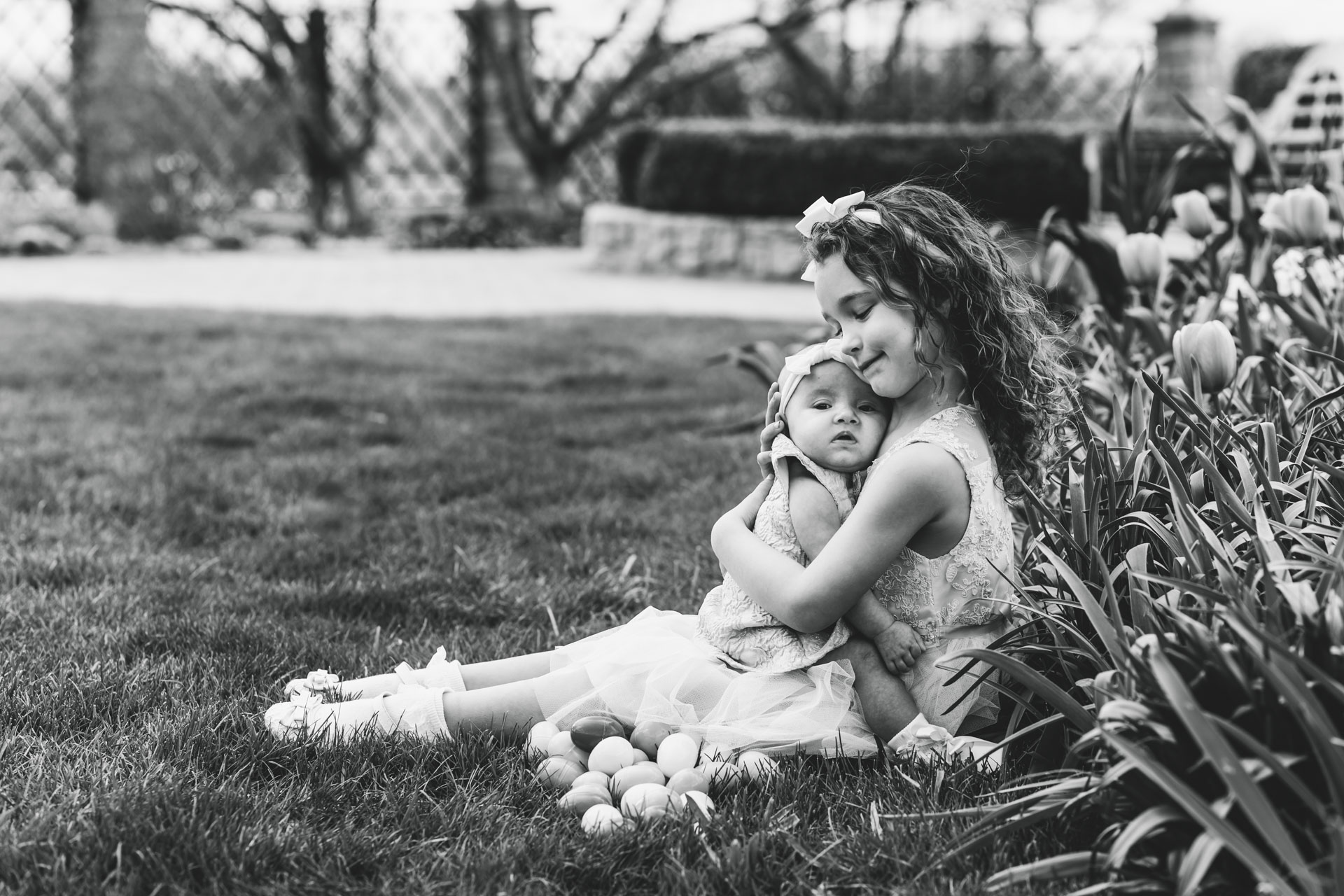 Boise Family Photographer Idaho Botanical Garden