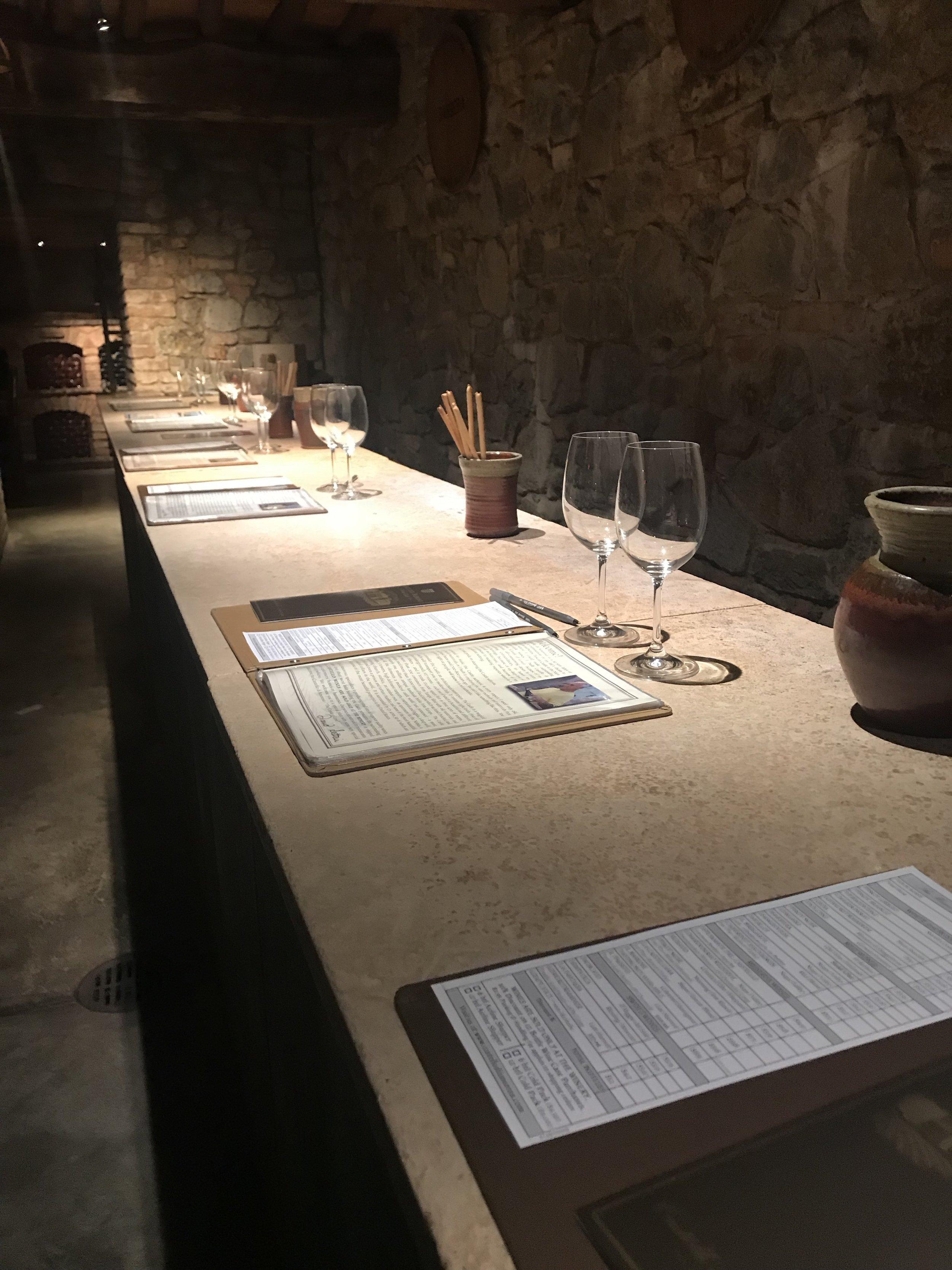 Castello di Amorosa Wine Tasting.jpg