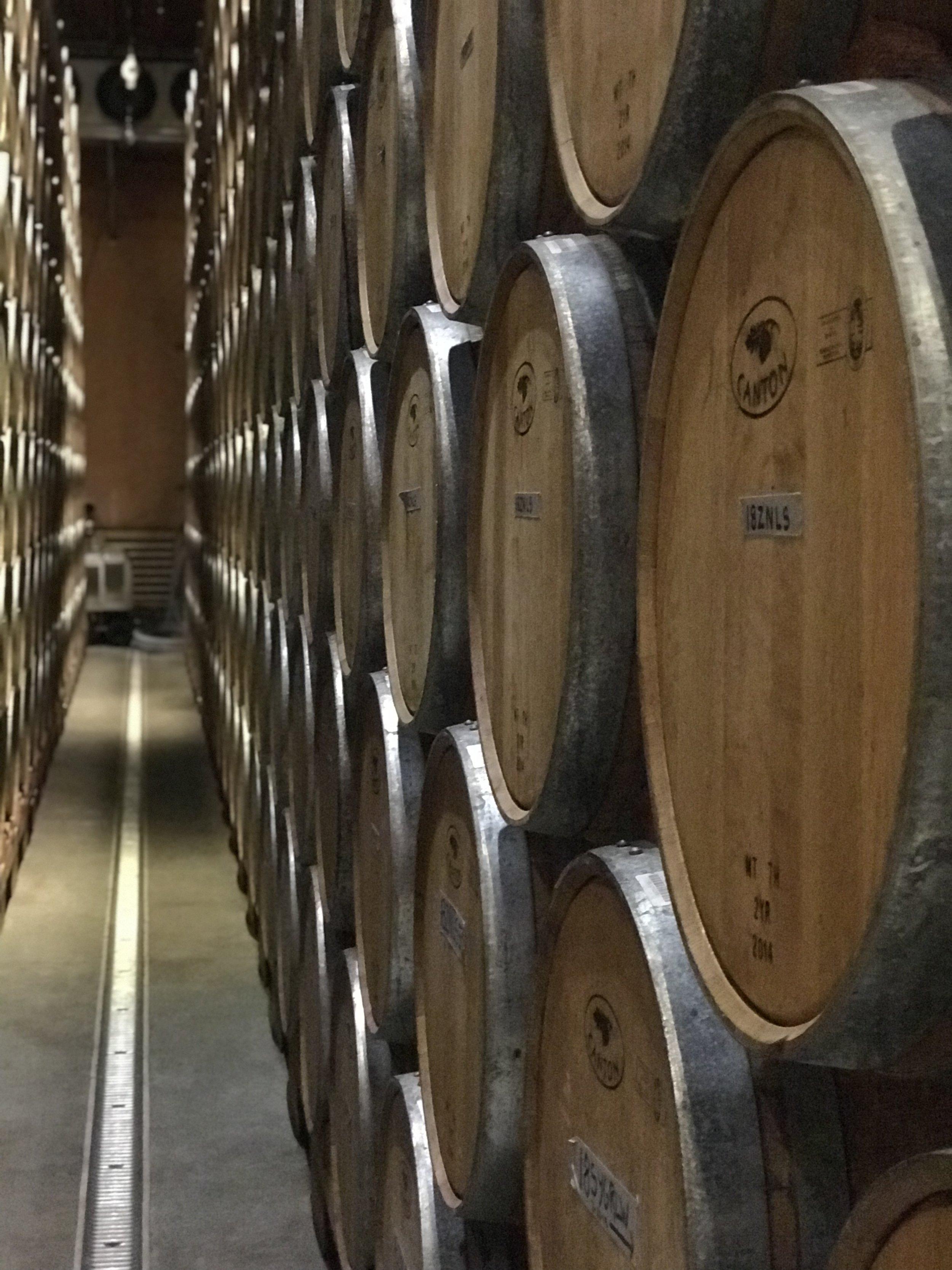 Ridge Vineyards Winery Tour Oak Barrel.jpg