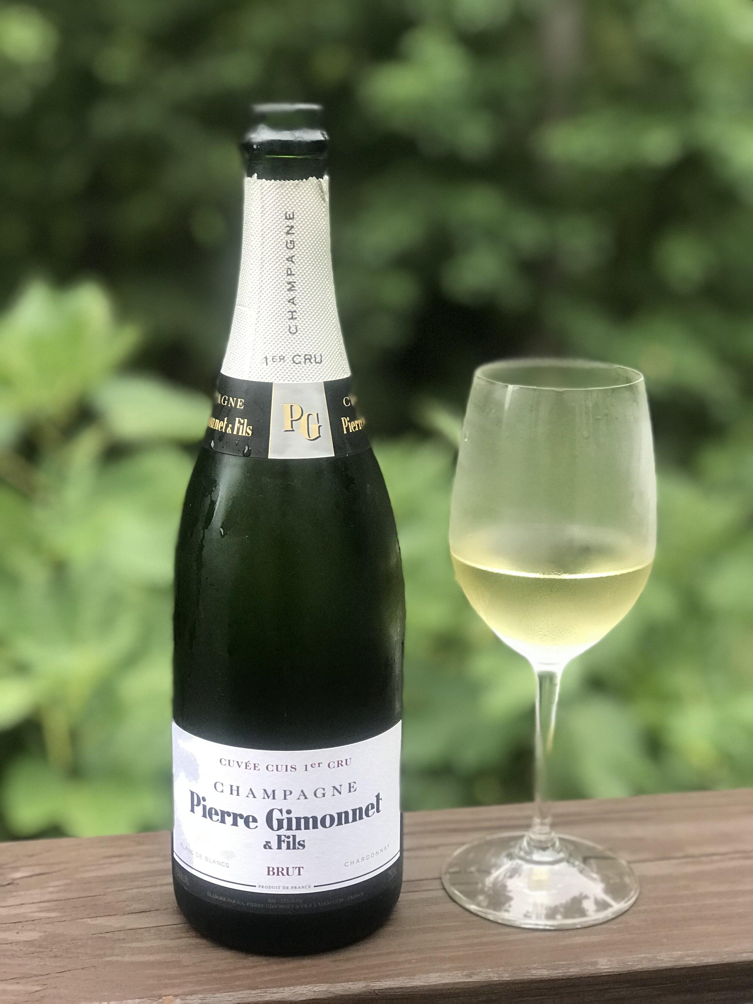 Pierre Gimonnet & Fils Brut Blanc de Blanc Champagne, Cuvee Crus 1er Cru.jpeg