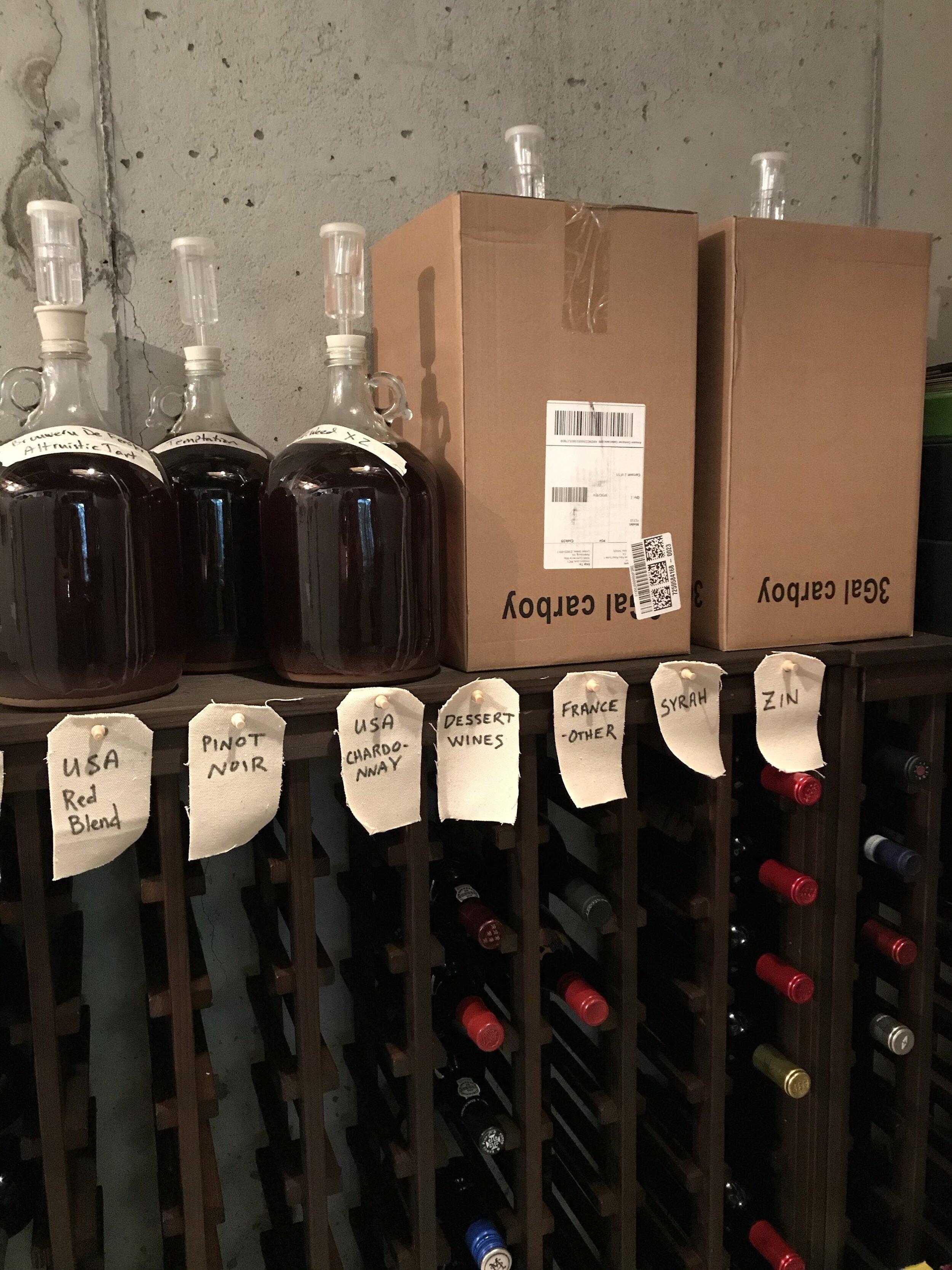 Wood Wine Rack Store Wine Bombers Mead.jpg