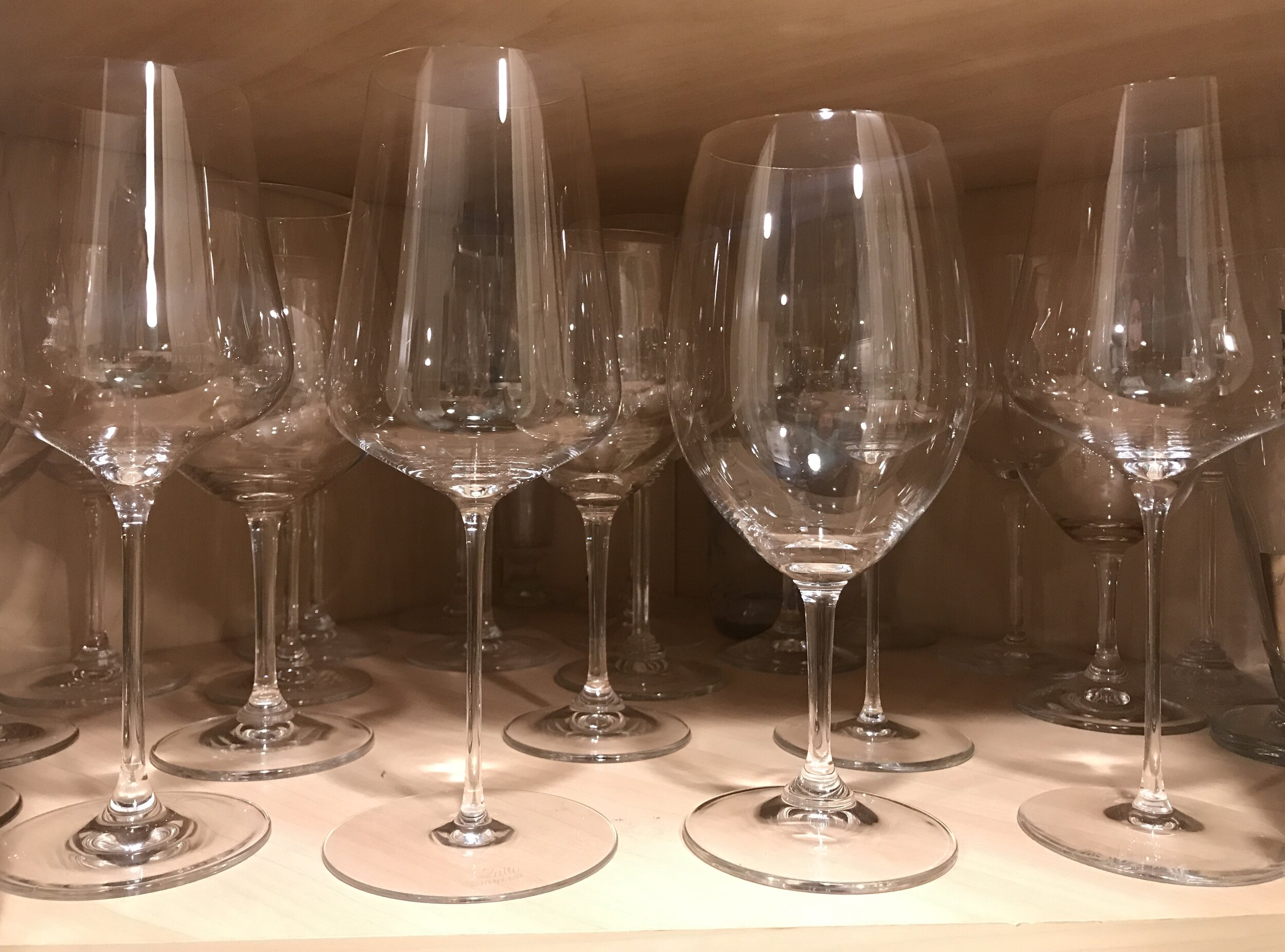 2 NEW COOPER /& THIEF CELLAR MASTERS ETCHED WINE GLASSES 10 OZ
