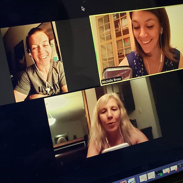 6 weeks ago, I launched my first business mastermind. 2 women joined this BRAND SPANKIN NEW venture with me to support their own business growth, and it was BEYOND anything I could have ever imagined. 😭🔥🙌 . . We ALL expanded together. We called each other out on our bullshit. 👏 We laughed (a LOT). 🤣 We cried. 😭 We made leaps and bounds in our businesses. 🎉🍾 it was just....WOW! . . @beautifullyhormonallyyou and @mind_meet_food, I am so honoured that you chose me to be your Mother Hen these past few weeks. 🐓 . . I am ASTOUNDED by your grace, and your desire to create something magical to serve the women of this world. You HAVE, you ARE. And you will CONTINUE to do so for many years to come. . . I ADMIRE you. I am grateful for the opportunity to have been able to support you, coach you, and facilitate space for you to EXPAND faster than makes logical sense through your work! 🤯 I am grateful for the opportunity I've been given to show you that what you desire is not only POSSIBLE, but it is available to you HERE, NOW. 🙌 🎉🍾 . .  And  last but certainly not least, I am grateful for your friendship - Because while we may have come into this container to create MAGIC through our work, we unexpectedly also created a SISTERHOOD. 💜 . . To anyone on the fence about joining the next round of Wild Woman - The Mastermind (which starts Tuesday!🎉) all I can say is that if it's anything like round 1, get ready for MAGIC to become your new normal. 💜🙏 . . To learn more, head over to michellebreau.com/wildwoman, or DM me for details. 🎉