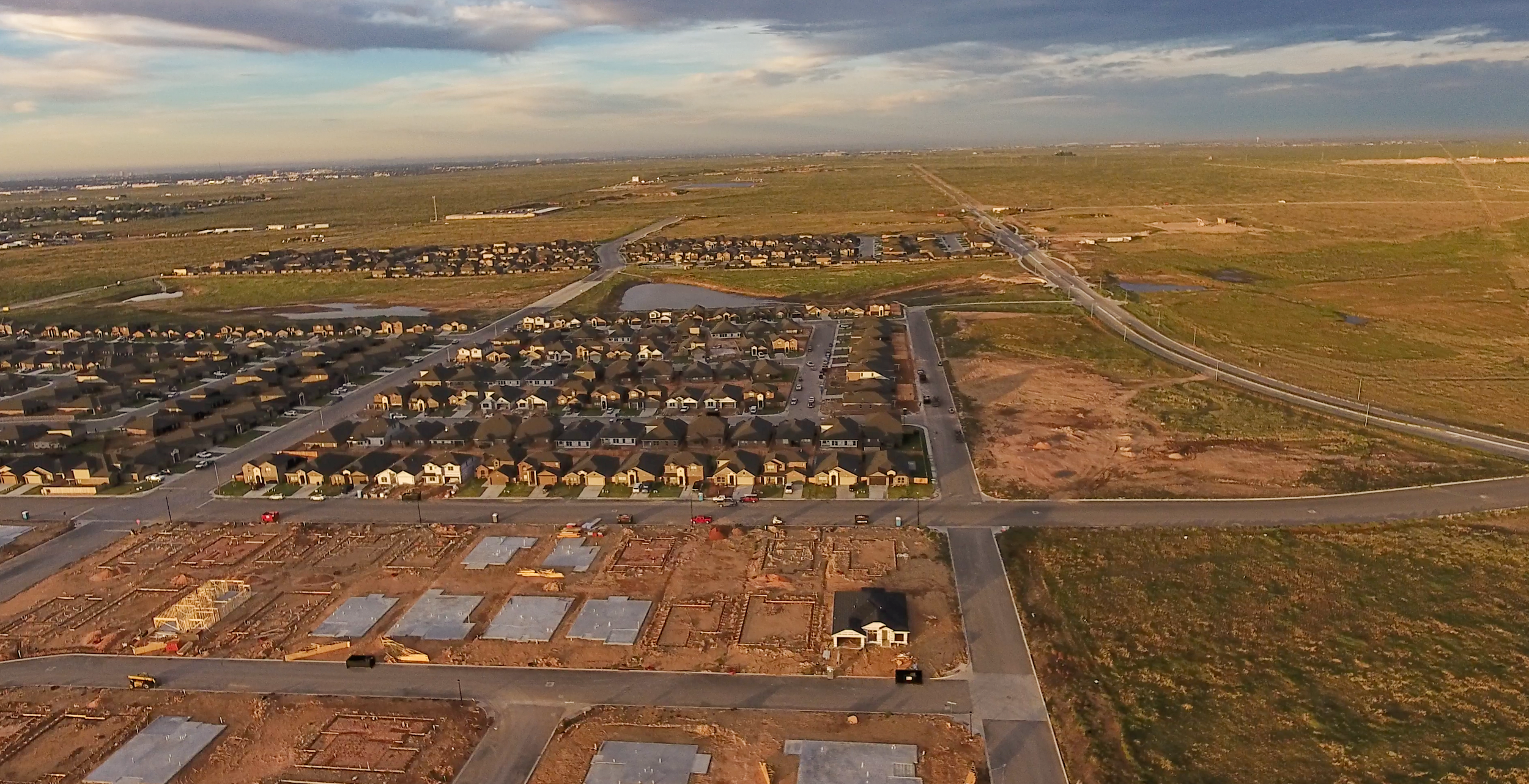 Homestead at Parks Bell Ranch. Features DR Horton Homes with more to come.