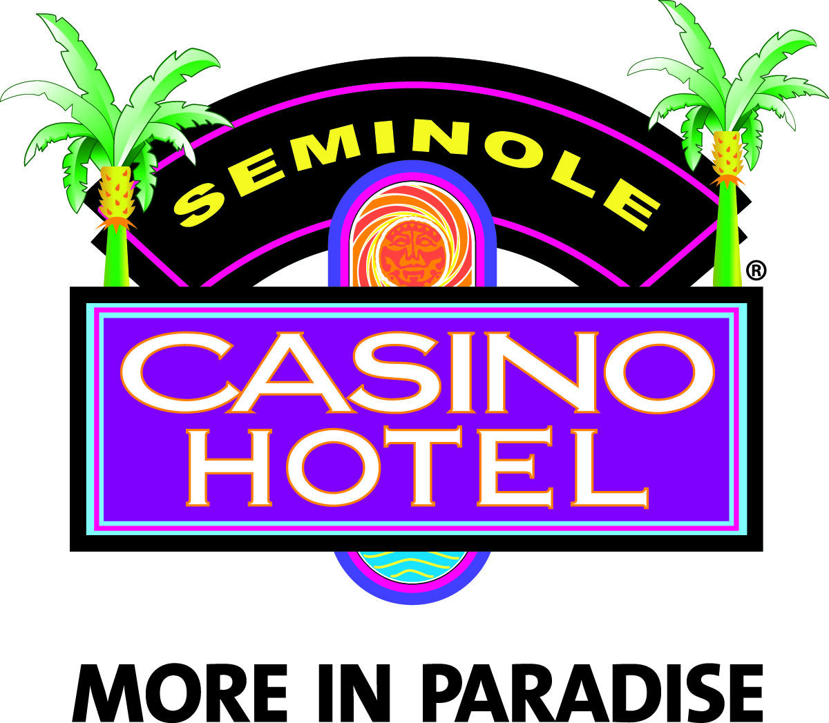 Seminole Casino Hotel - Located in the beautiful Paradise Coast of Immokalee, Florida. An upscale retreat with plenty of amenities for your comfort and convenience, the hotel offers 19 suites and 81 deluxe rooms. Relax by the pool with complimentary lounge chairs and towels. Stay fit in our cutting-edge Fitness Studio. Let our professional catering staff assist you in planning your next meeting or event in our new Seminole Center event space. Whether your stay is business or pleasure our hotel will fit your every need.