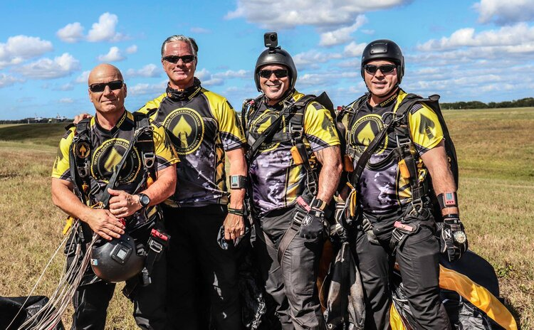 United States Special Operations Command Parachute Team