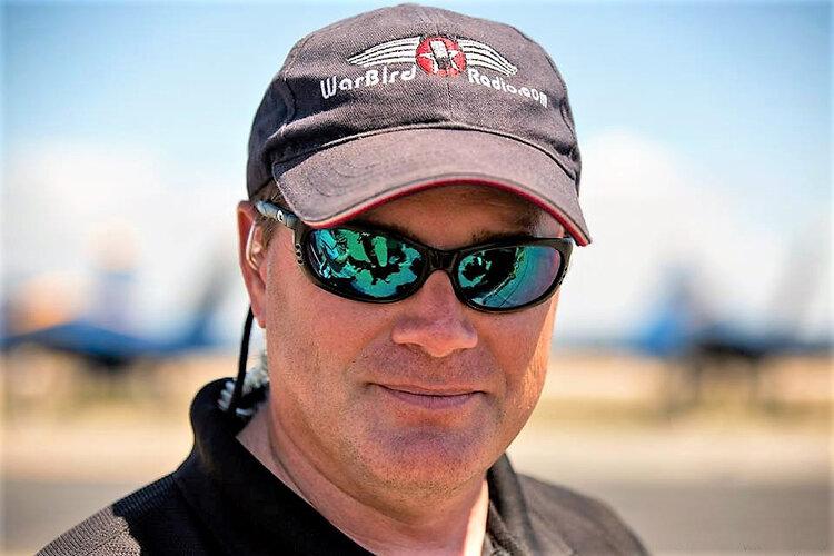 Matt Jolley, Air Show Announcer