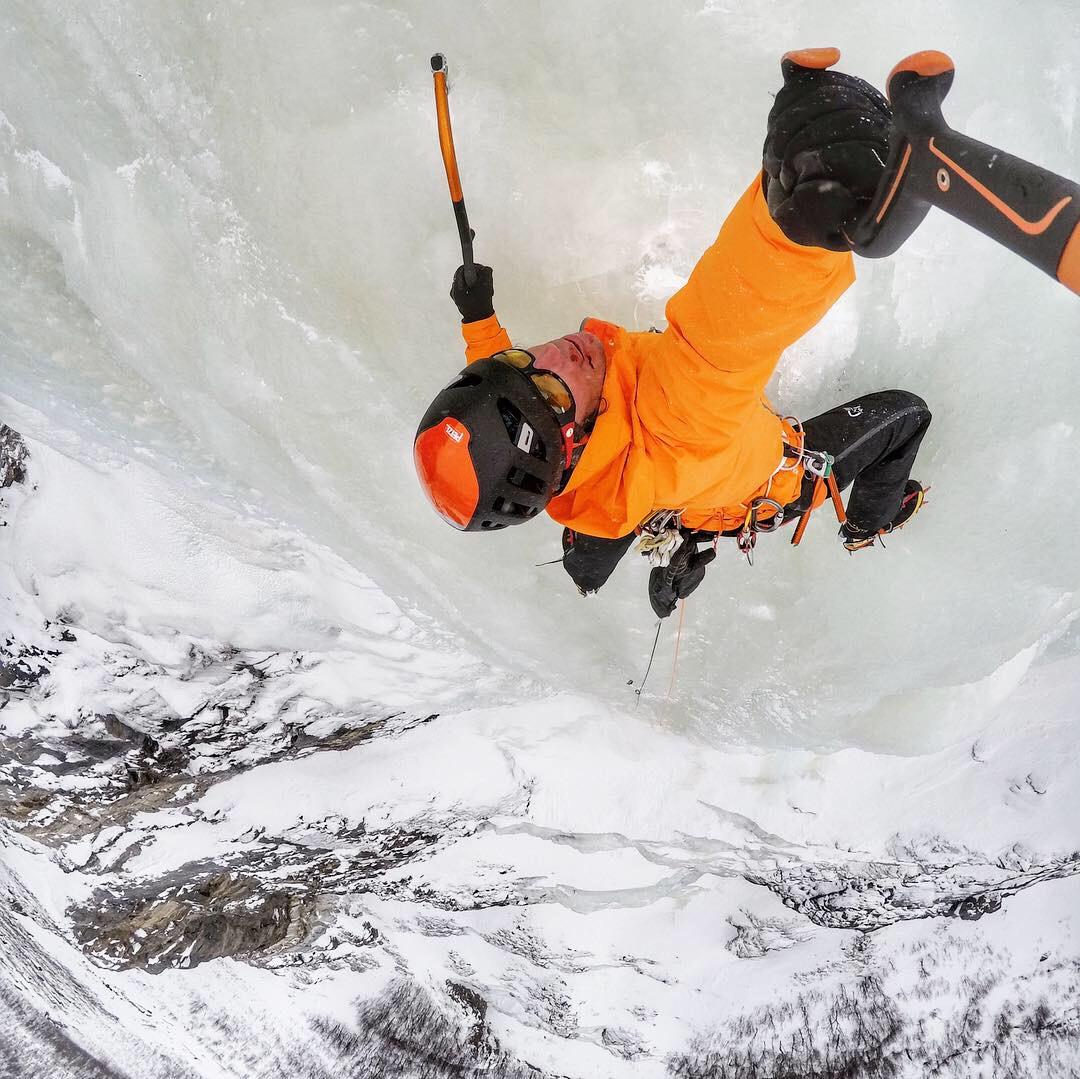 On Rubbenbekken March 2019, Troms, Norway - picture Matthias Scherer