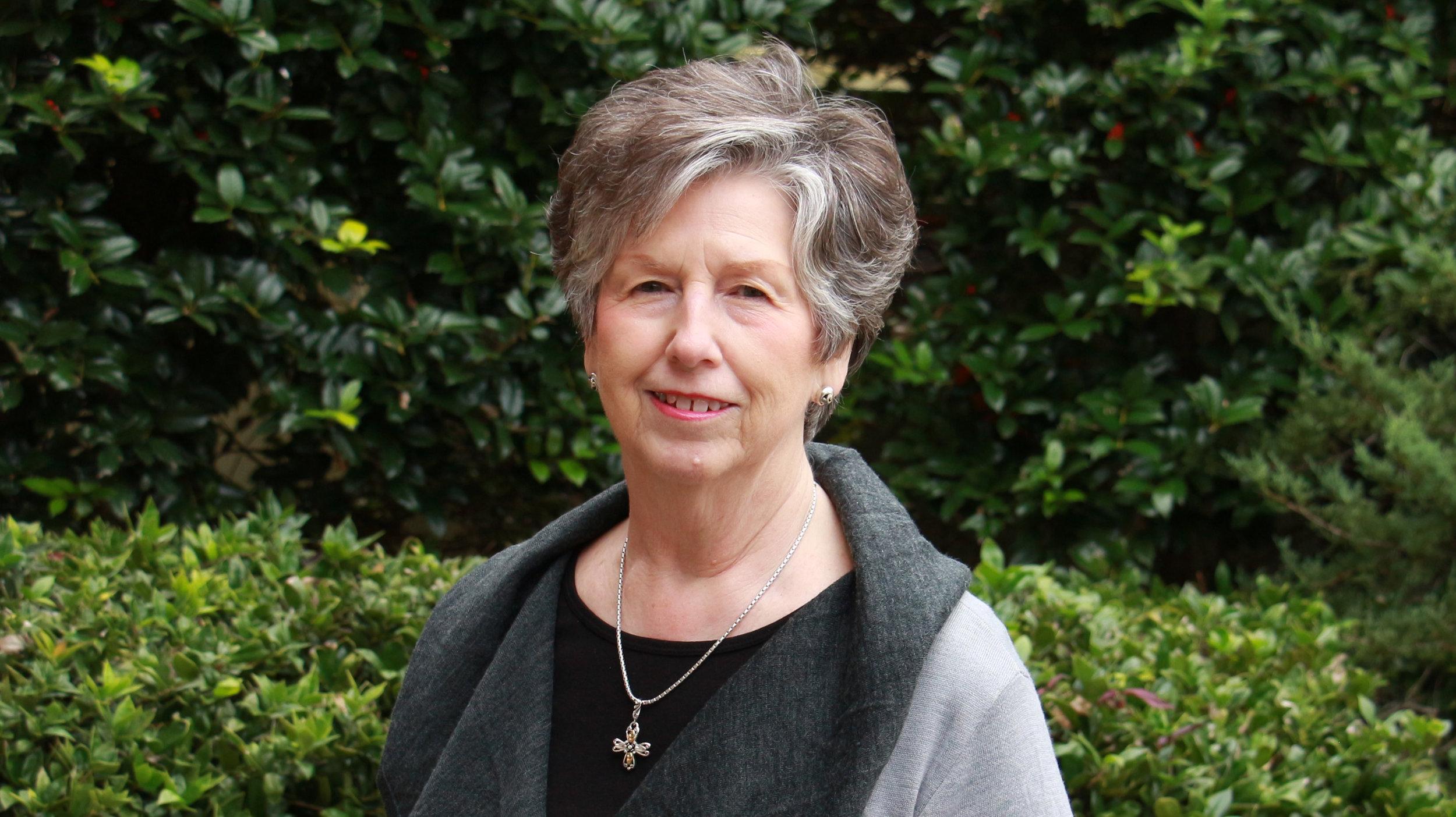 Mary Franklin, Admin. Asst. Finance