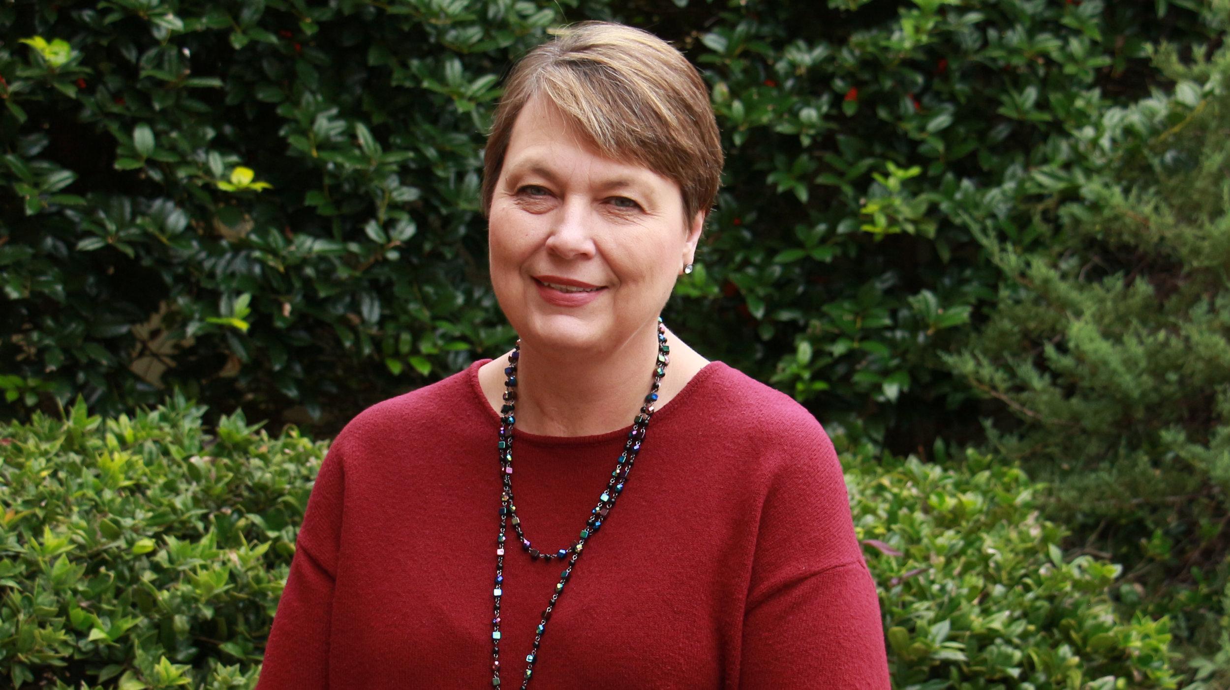 Patti Scoggins, HR & Finance Dir.