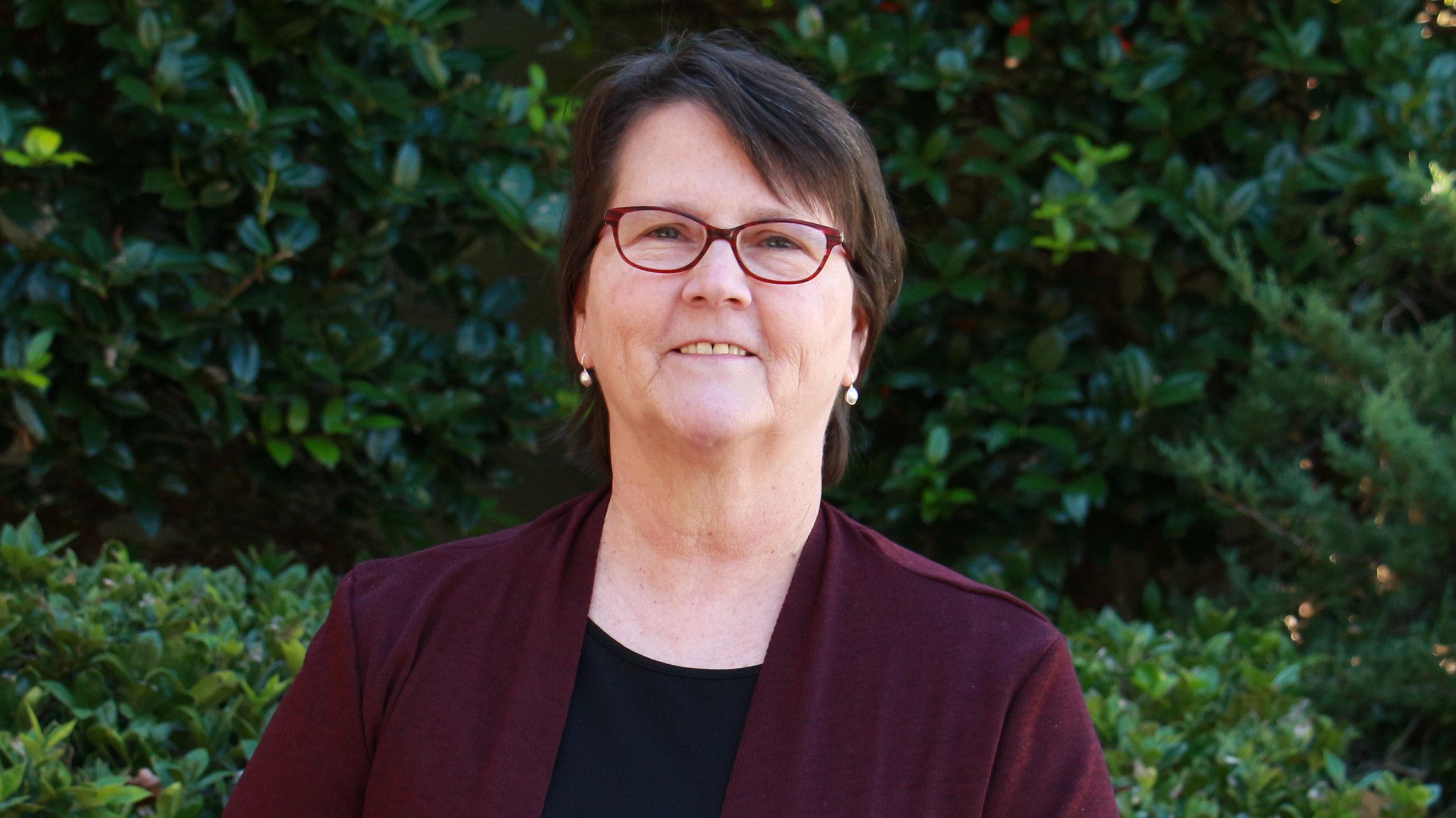 Kelly Parker, Admin. Asst. & Office Director