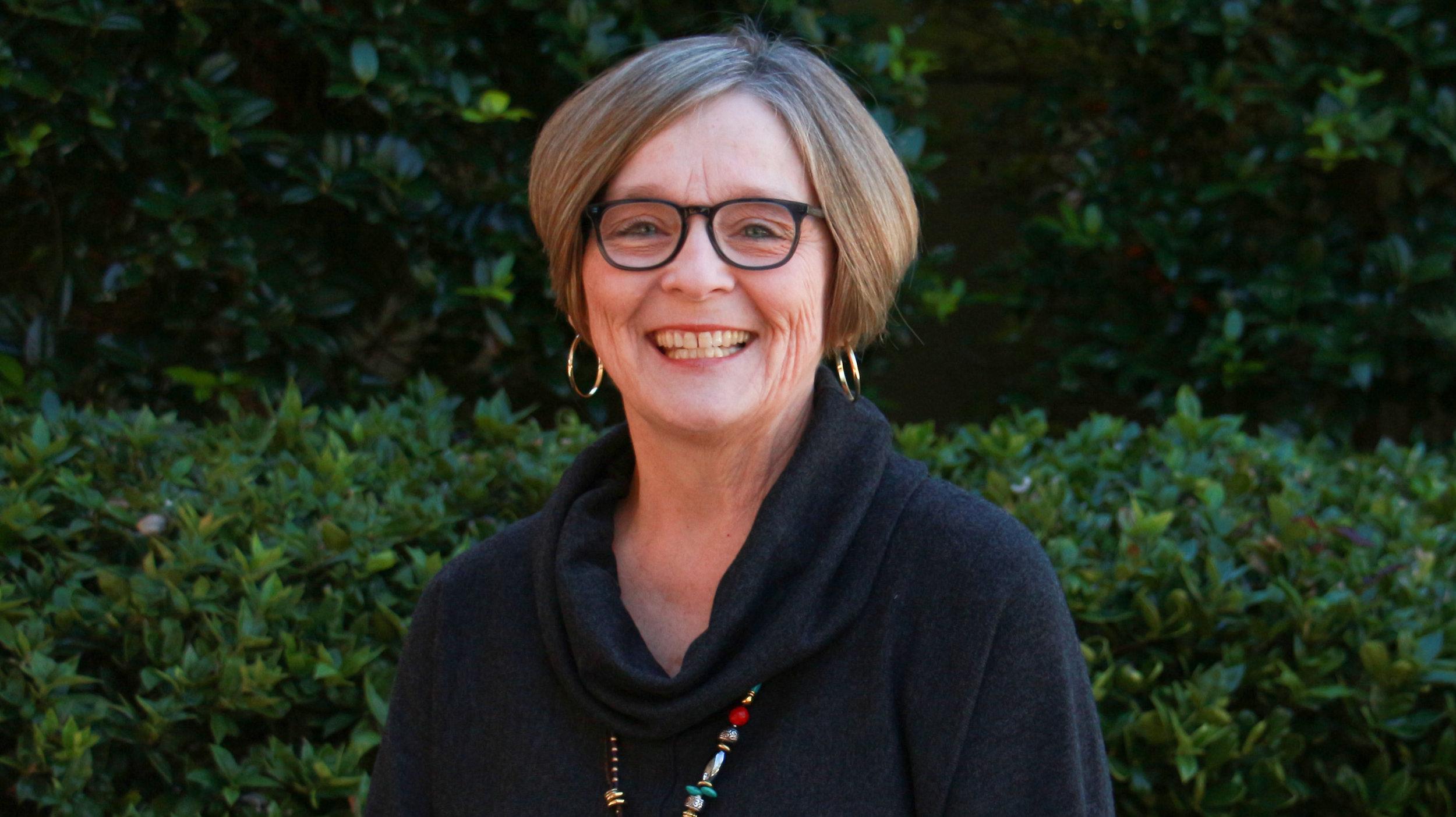 Lou Ann Tibbs, Admin. Asst. Finance