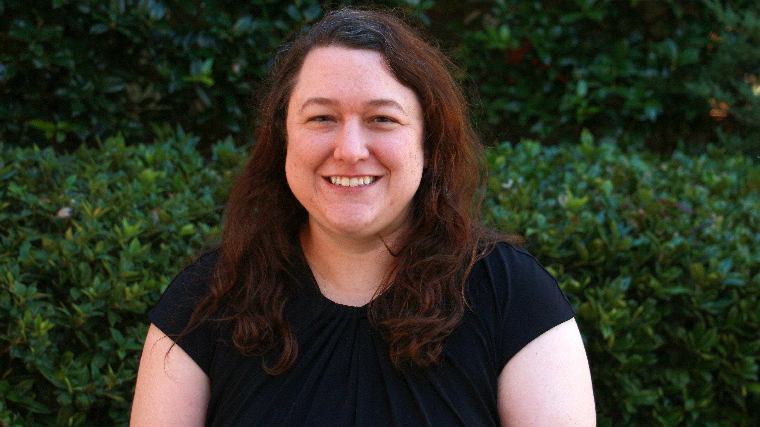 Angela Rush, Admin Asst.