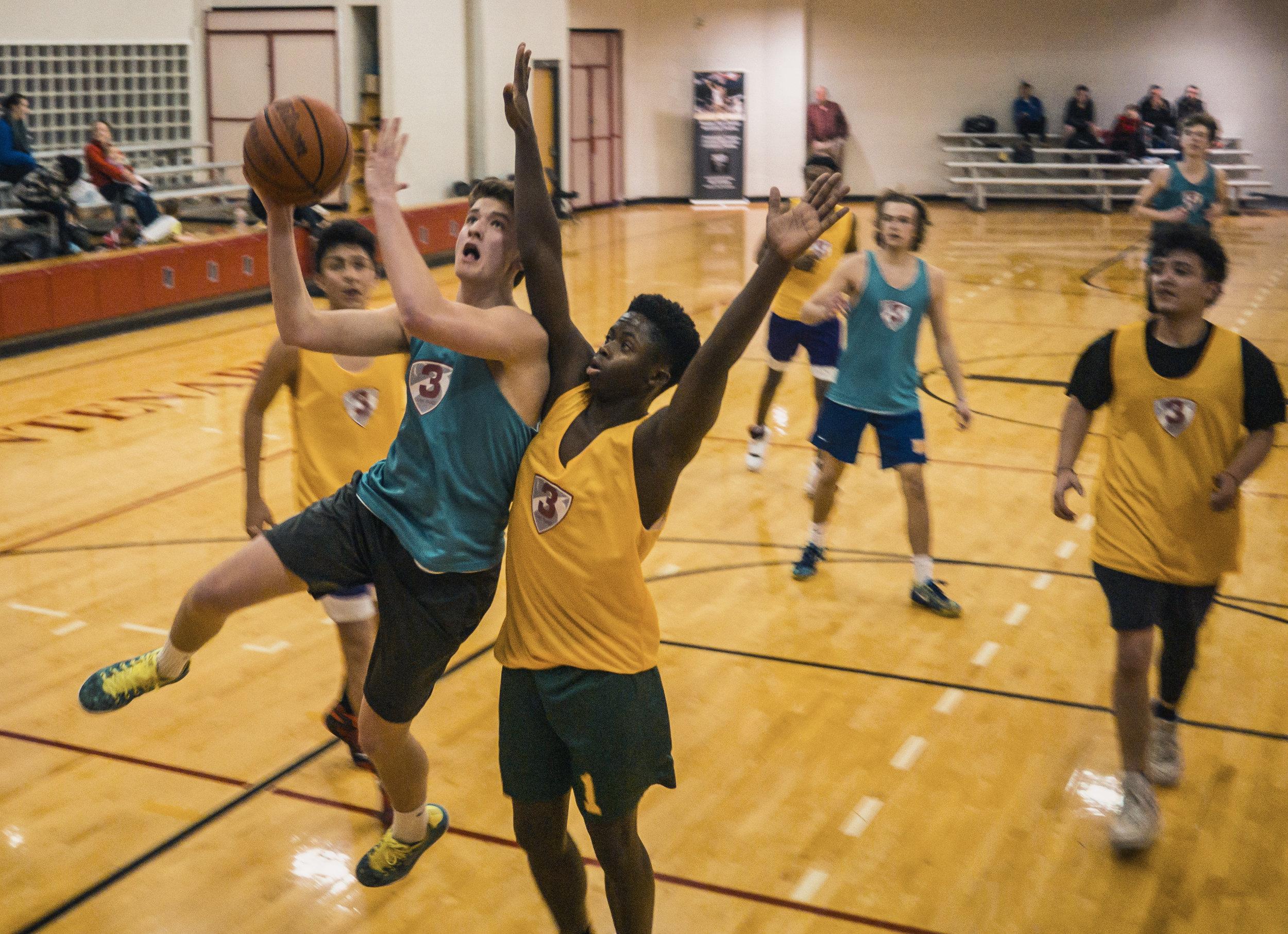 Middle/High School Basketball
