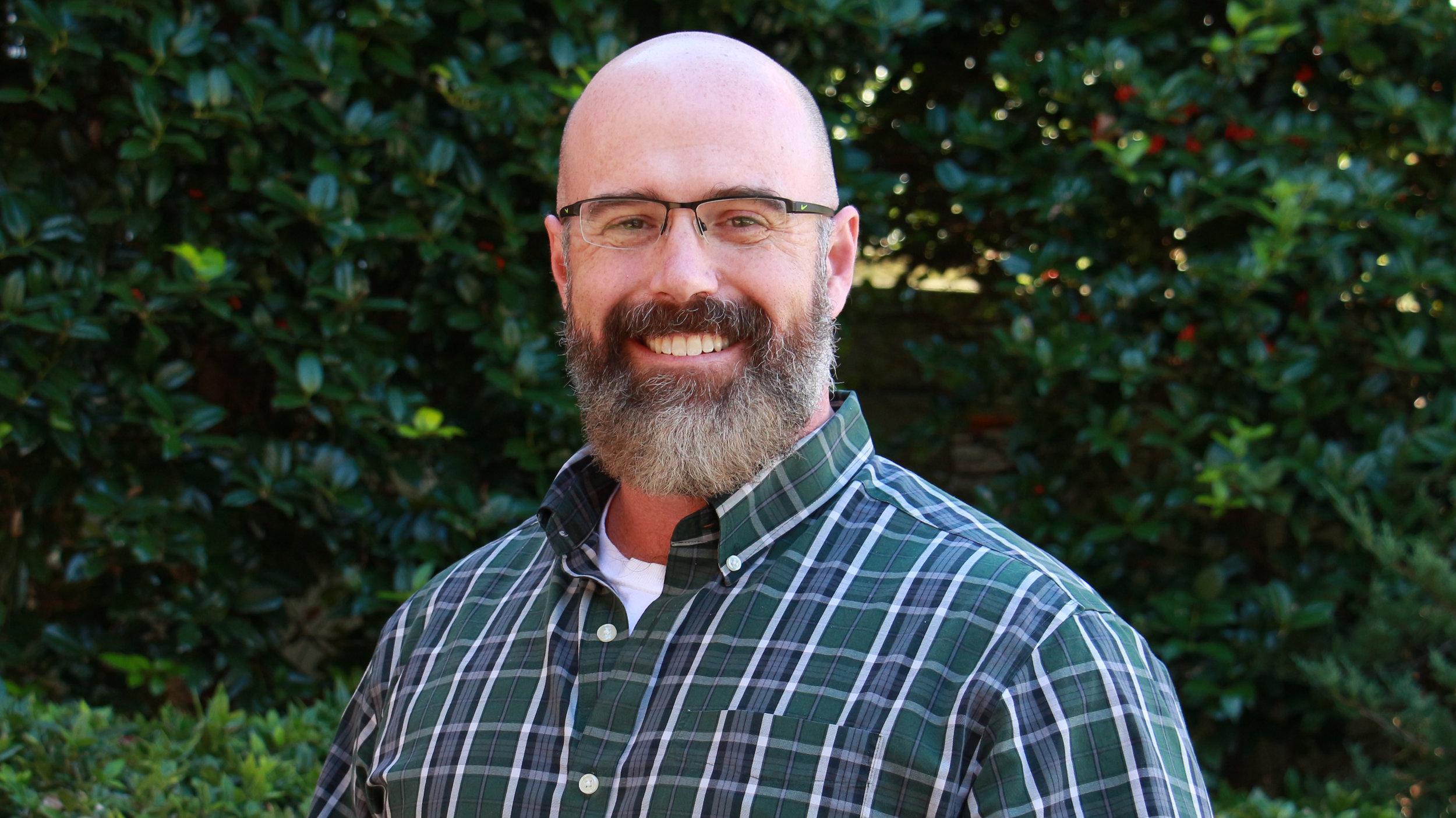 Jason Wood, Creative Director