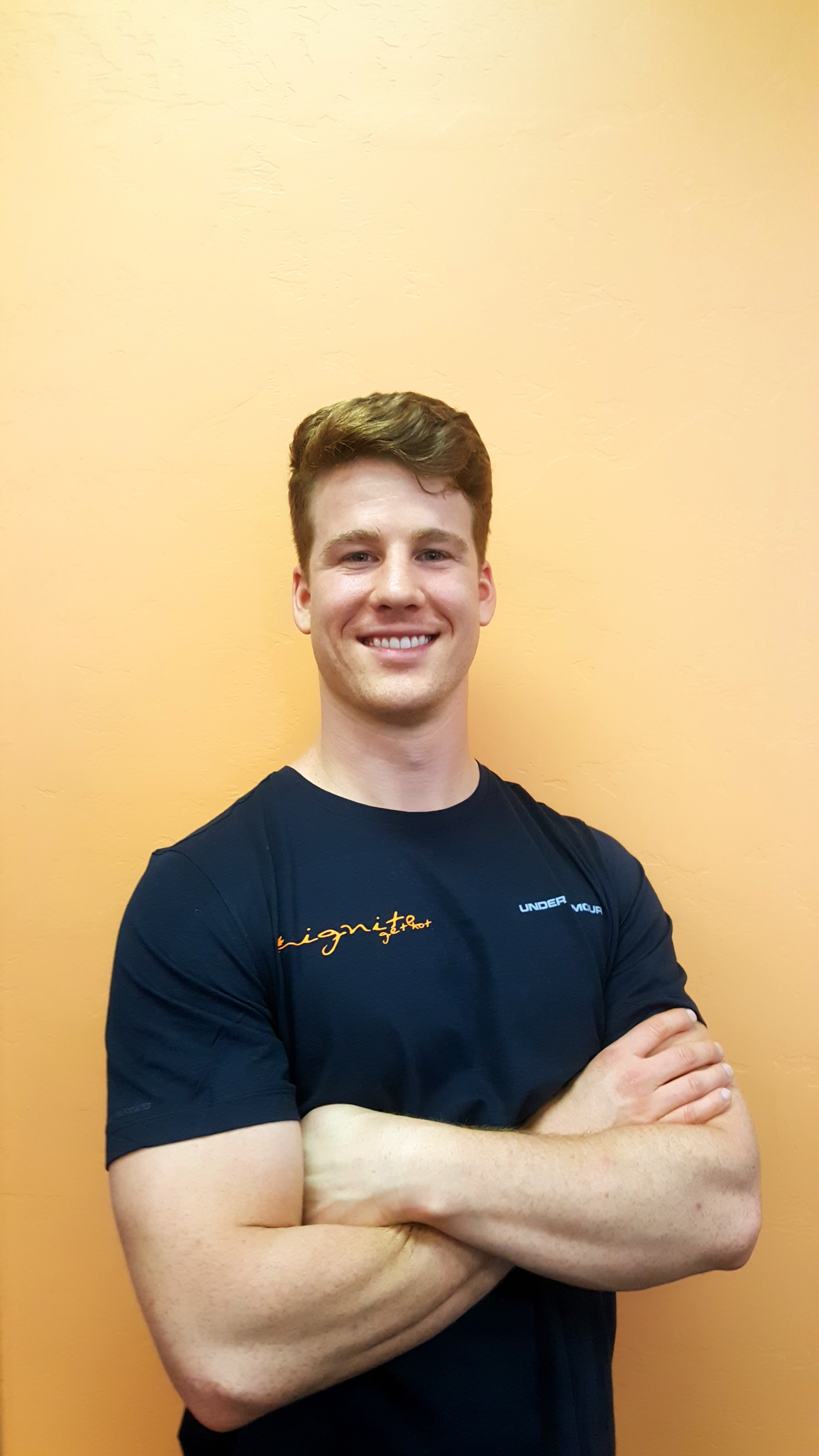 2 years of experience, Certified Personal Trainer