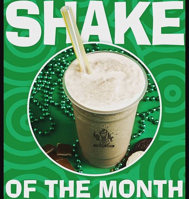 Oh boy!!! I've been waiting for March to come around just to try this shake. Come by and try the new St. Patty's Peppermint shake, you will not regret it.  #march #stpatricksday #greenshake #protienshake #fitness #healthyfood #ignite #gethot