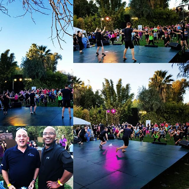 Ignite Fitness at the #reidparkzoo participating in #fitfest. Thank you to everyone who came out to this amazing event to help support the Zoo.  #trainlikeabeast #ignite #fitness #gethot #fitfam #instafit #tabata #lifestyle #healthyliving #tucson