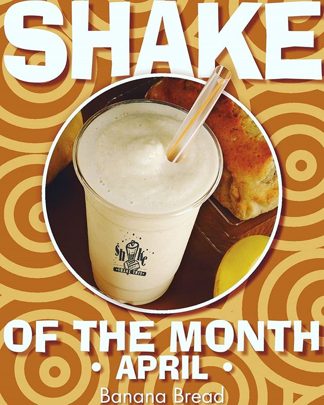 This shake is insanely good!!! Banana bread?? Who thinks of this stuff!? Stop in, get out of the heat and cool down with our Banana bread protein shake of the month.  #shakeofthemonth #protienshake #cleaneating #eatcleantraindirty #eatclean #personaltrainer #personaltraining #ignitefitness #gethot #instagood #instafit