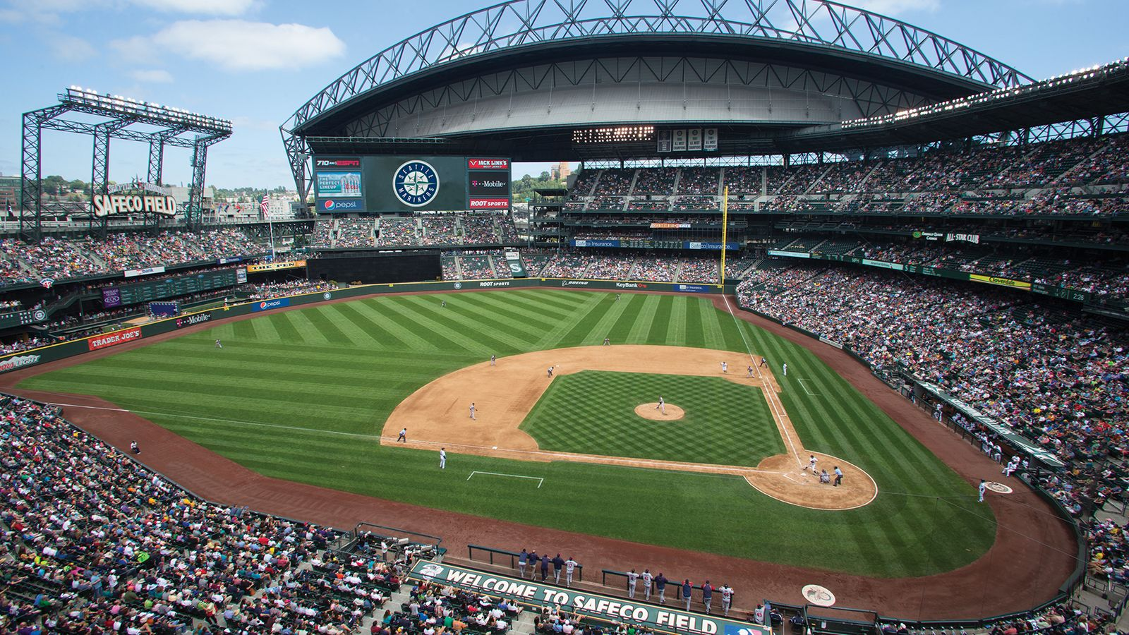 fanconnect safeco field suites amazon alexa seatlle mariners mlb