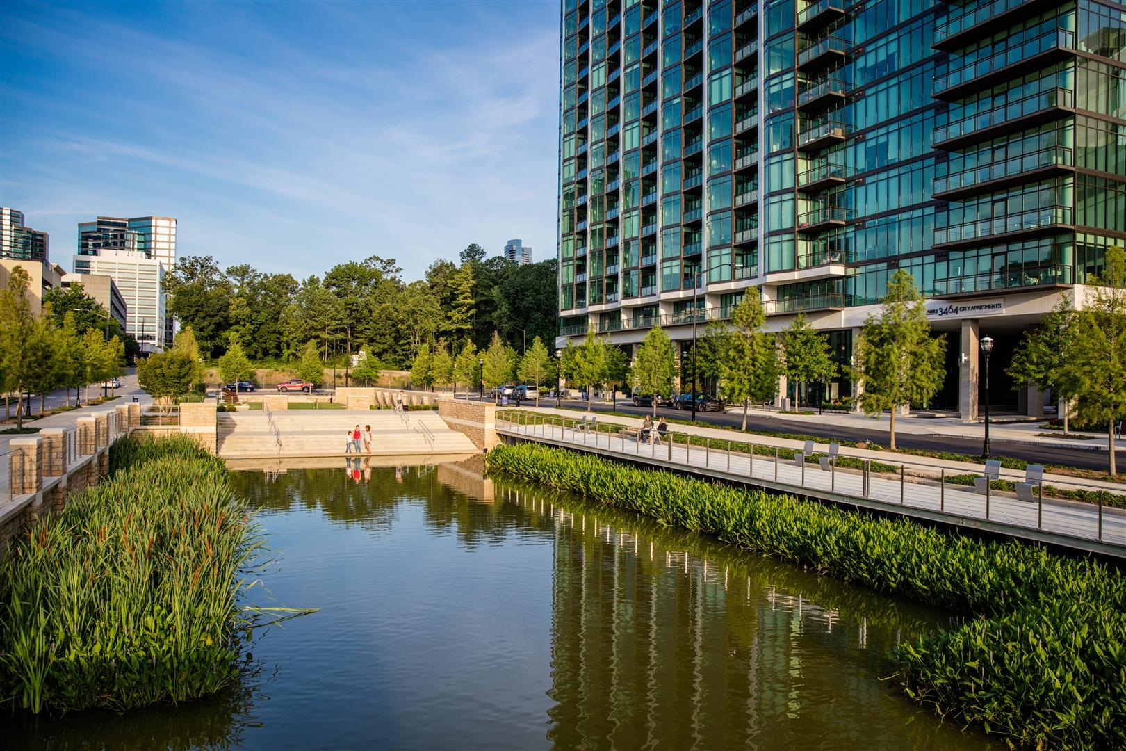 2. Marie Sims Park - City Place | Atlanta, Georgia