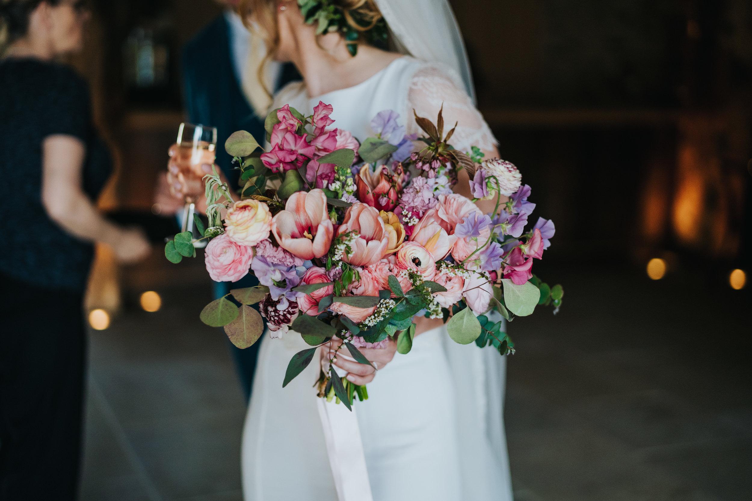 Owl House Flowers - Seasonal British flowersfor your wedding