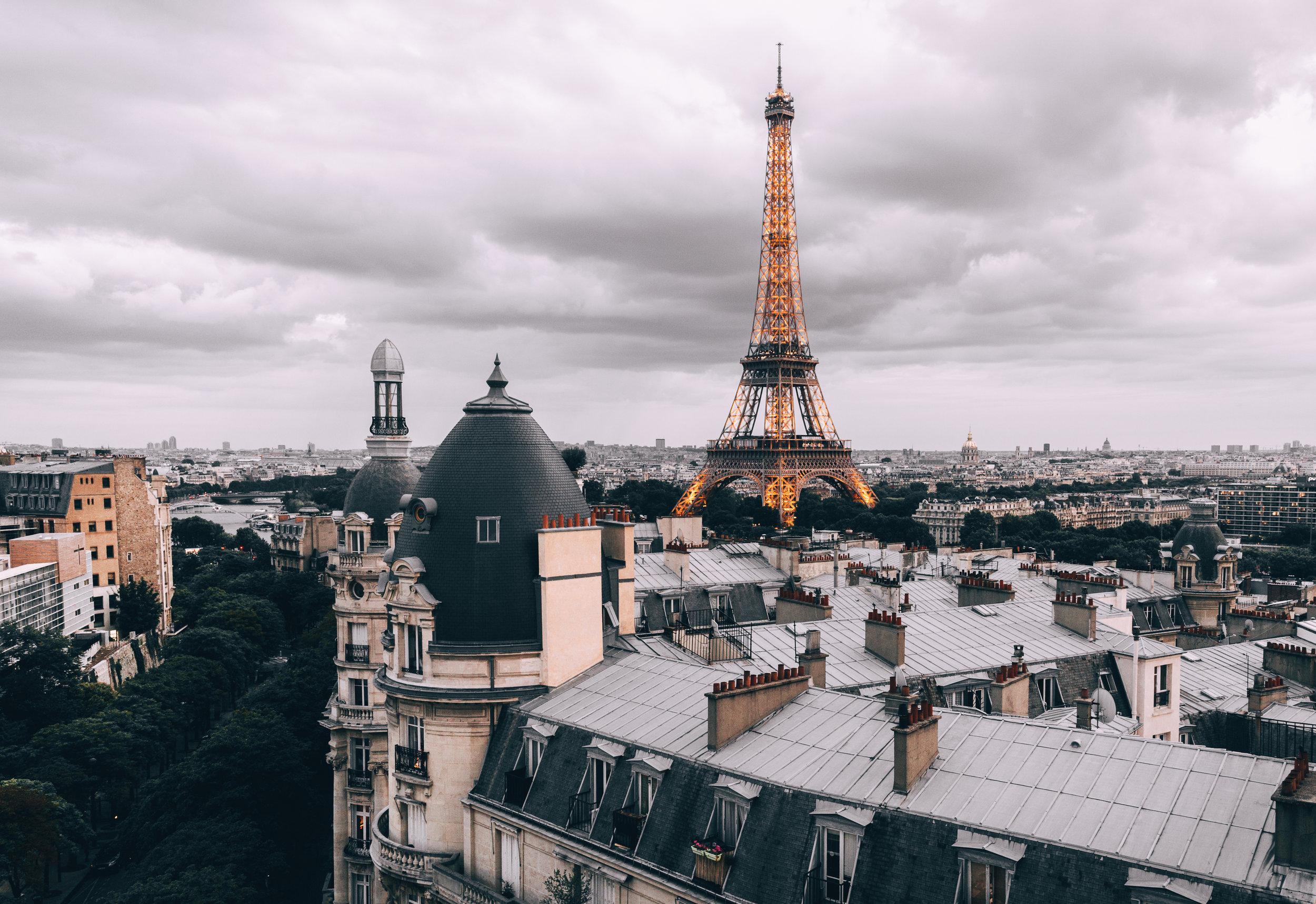 Passy, Paris