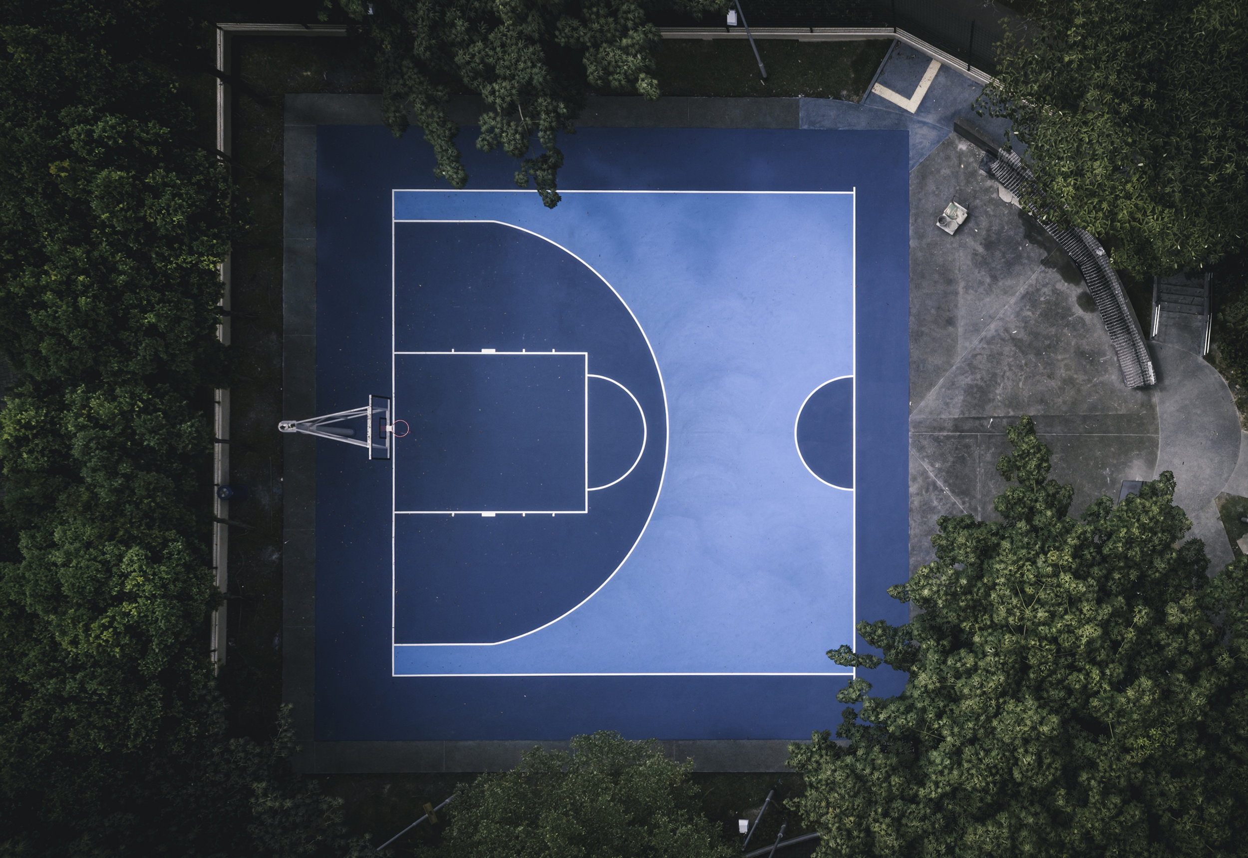 BasketBall Court, Singapour