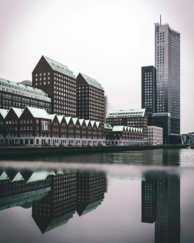 Rotterdam w/ @mini_fr 🌊🏢