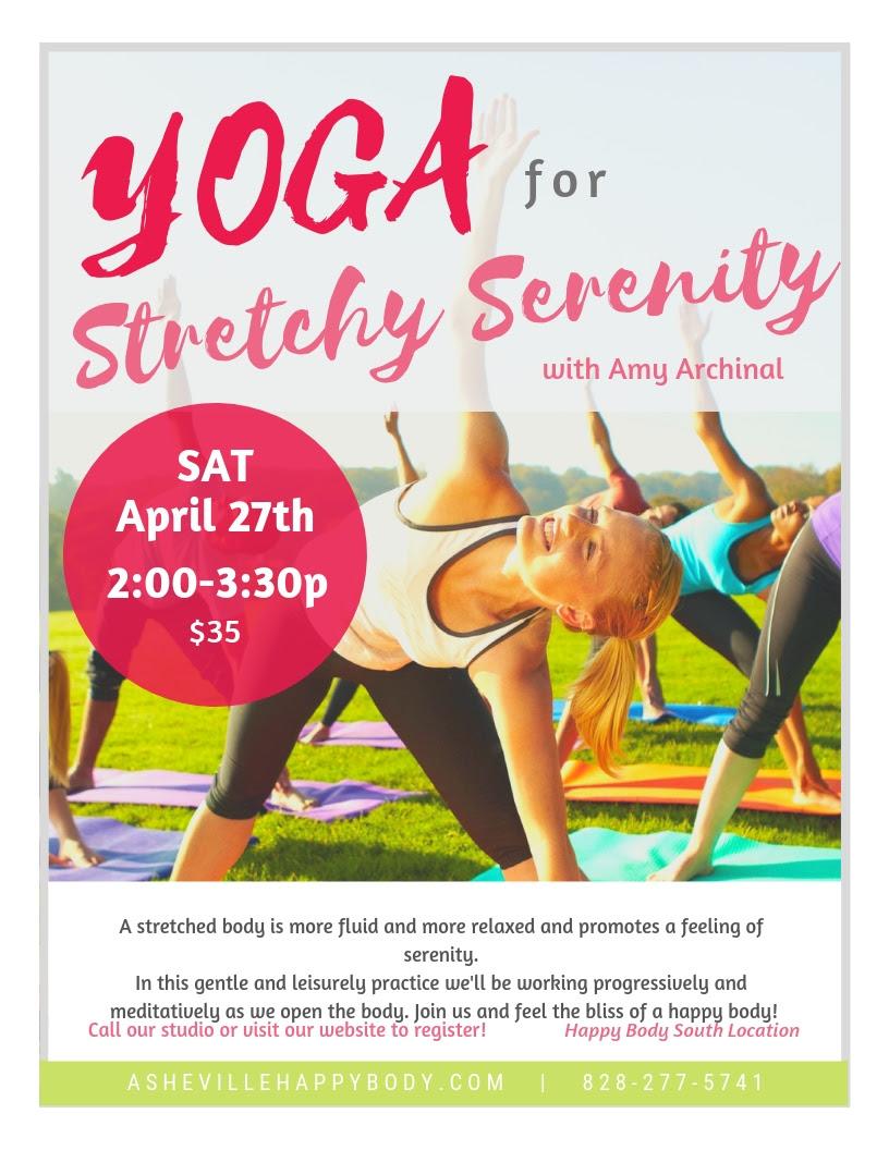 Yoga for Stretchy Serenity