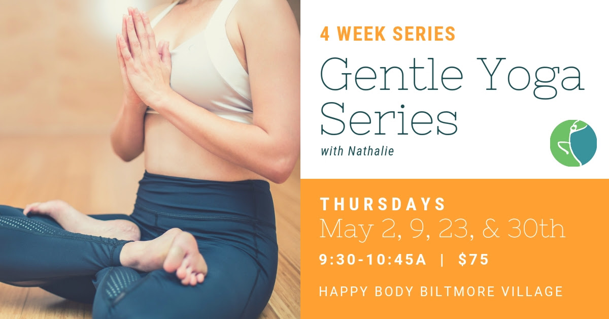Gentle Yoga Asheville