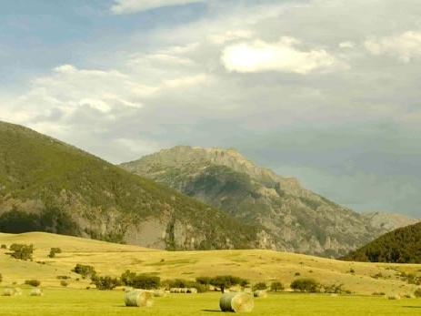 Scenic Southwest Montana Real Estate. -