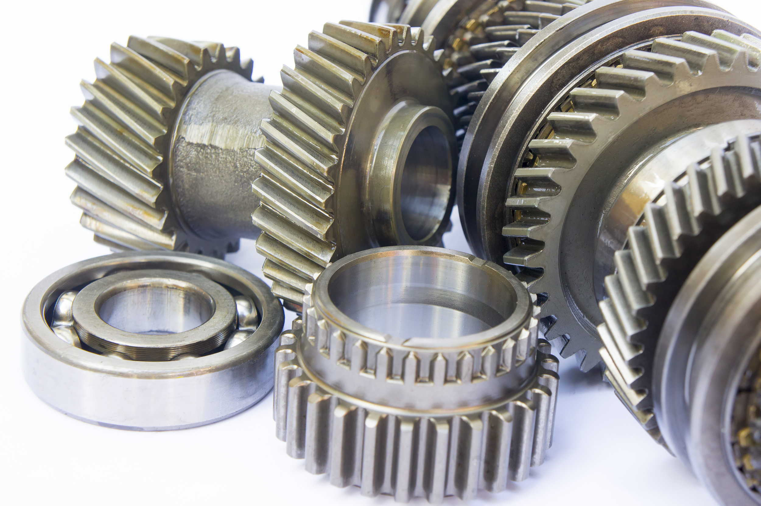 gear Production - Spur, Helical, Bevel, ShaftsHobbingGear GrindingSkivingShaping