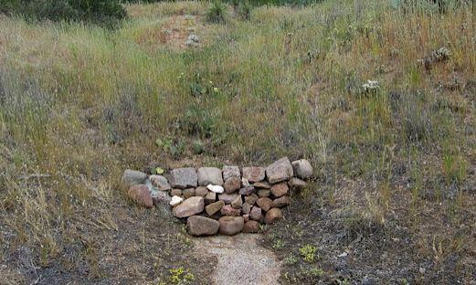 Rockdam - Rocks are positioned to counteract erosion by reducing the velocity of water flow. These structures raise the level of the streambed, and create viable habitat for plants.