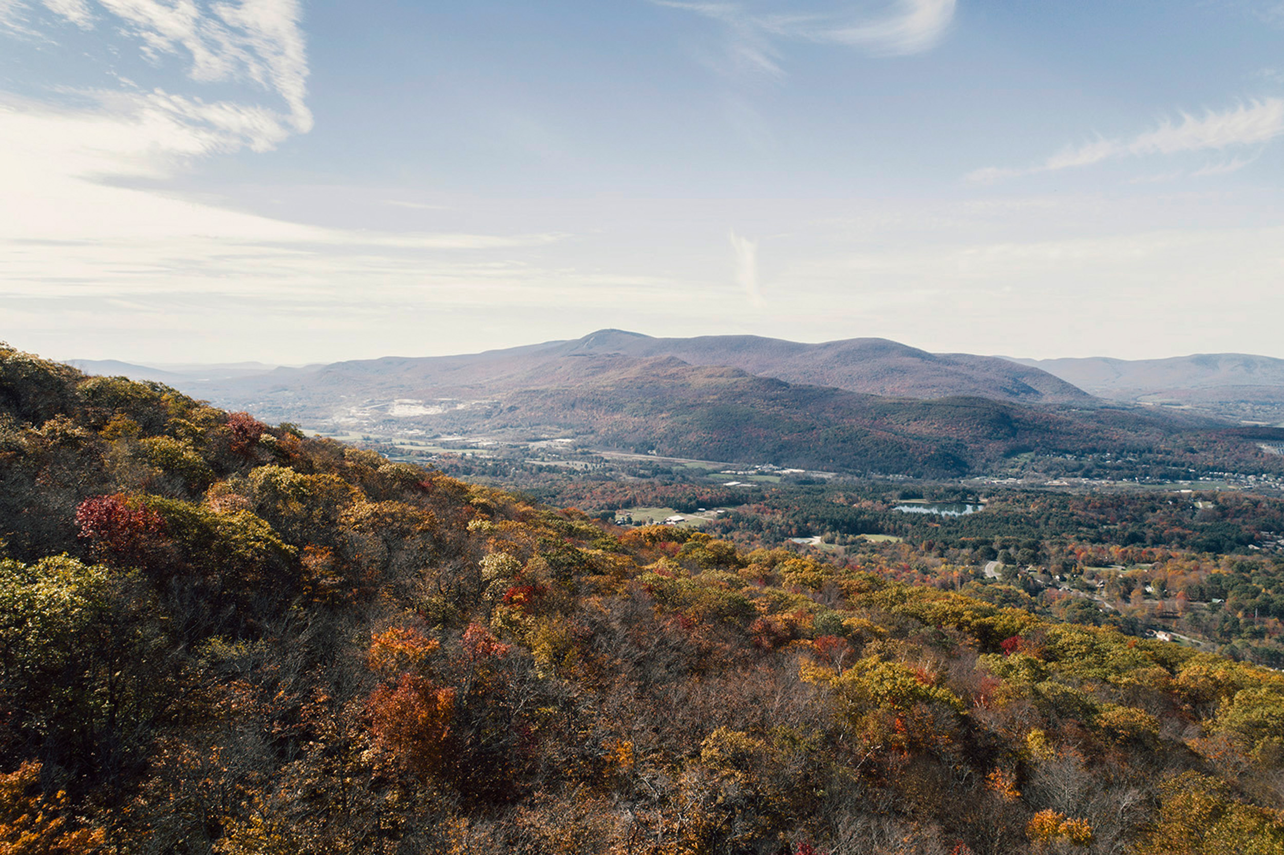 View of North Adams