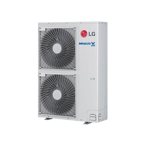 Sistema de VRF mini - Alto padrão em Climatização para instalação de médio a grande porte. Com apenas uma unidade condensadora externa, é possível climatizar múltiplos ambientes simultaneamente (até 64 máquinas evaporadoras), com a máxima eficiência energética em um moderno sistema de automação.